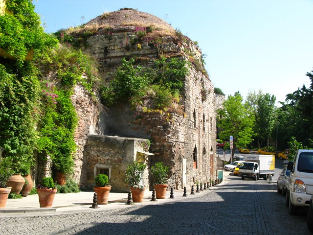 Уголок старого Стамбула