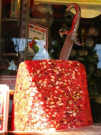 Лукум - Турецкая радость, Стамбул