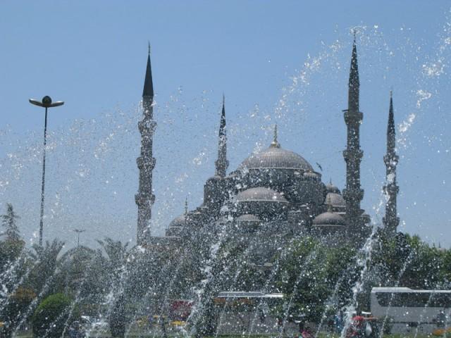 Стамбульские бродилки