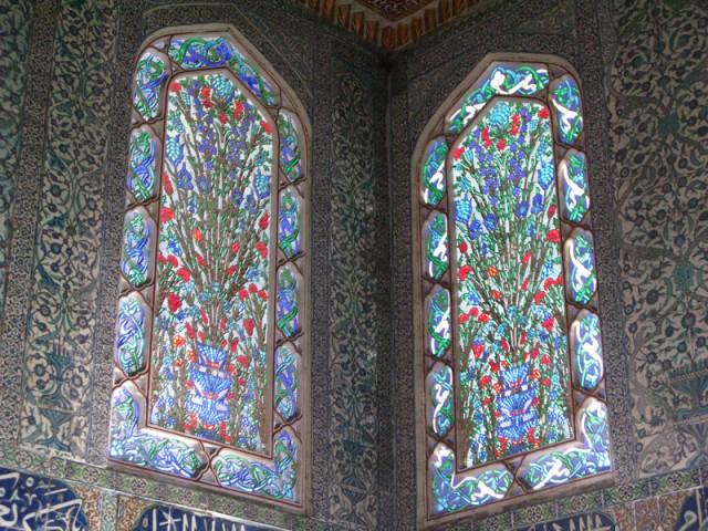 Гарем, Топкапи, Стамбул, Турция