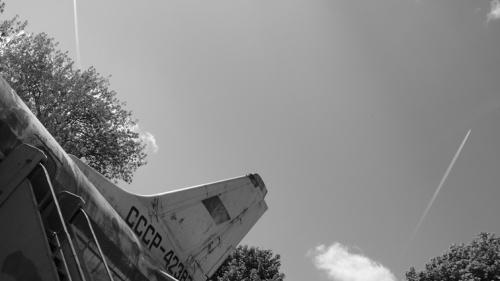 ...летят самолеты...