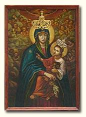 икона Матери Божьей Бердичевской