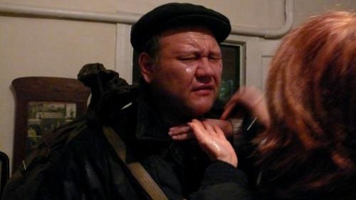 Мочат (мокрят) Ивана. Воровская ночь.