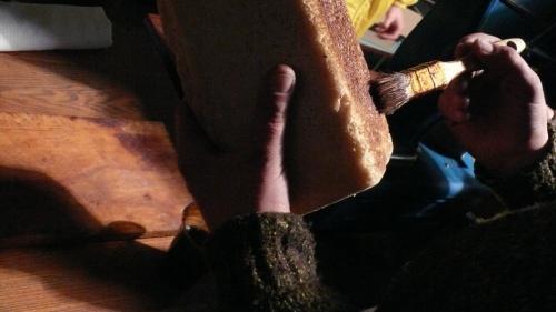 Ну нет в Бердичеве черного хлеба. Нет и все :)