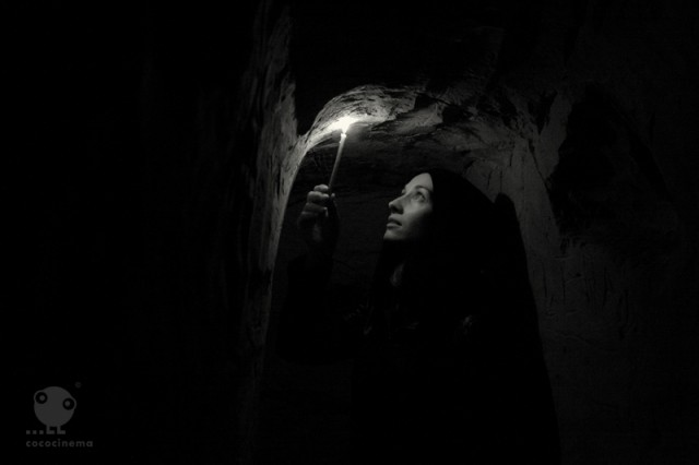 другая пещера. Полина.