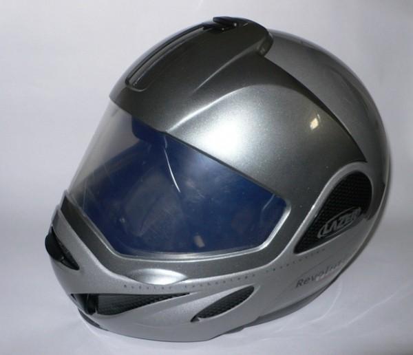 С виду шлем как шлем, казалось бы....