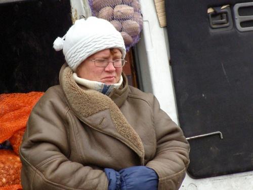 Холодная белорусская зима навевает мысли о тантре