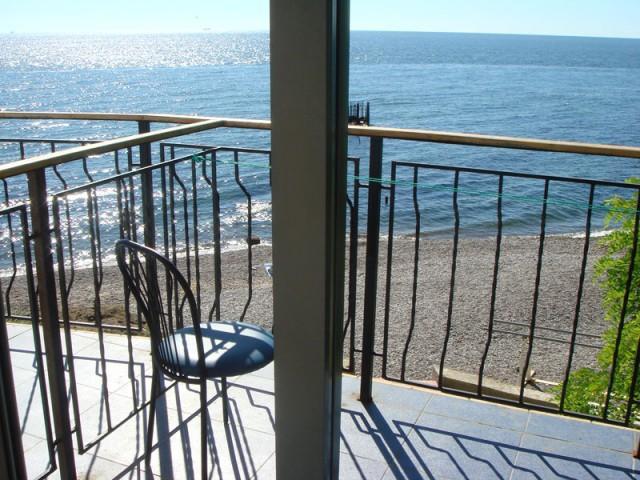 Балкончег моего гест-хауза