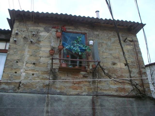 Еще один одесский балкончег