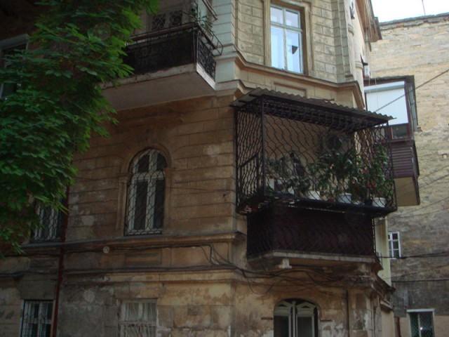 Домики старой Одессы