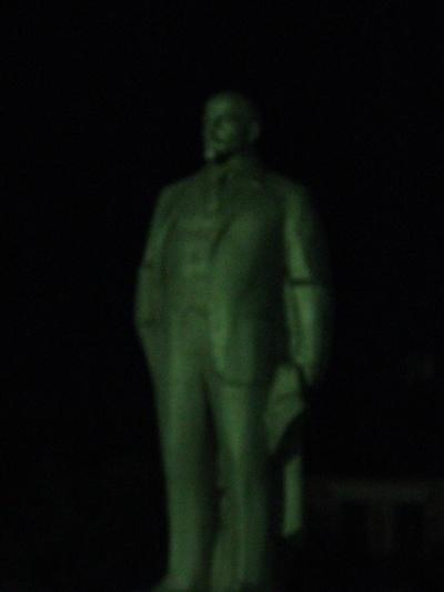 Бредовый Ленин
