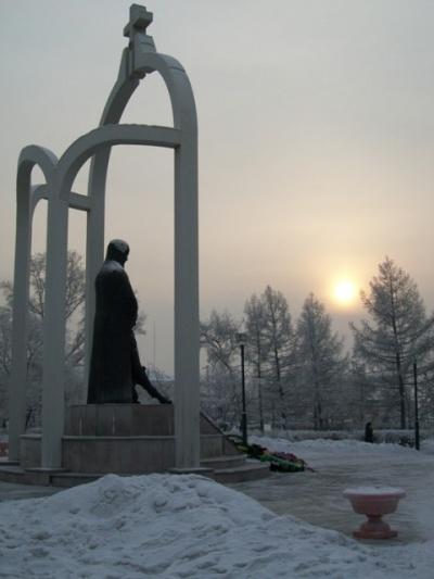 Абакан - столица Хакасии
