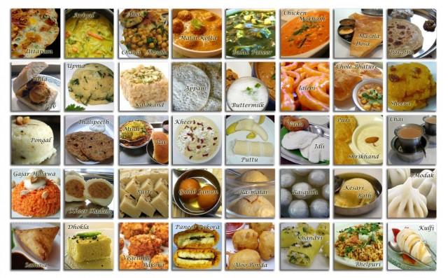 Indian Food khao!