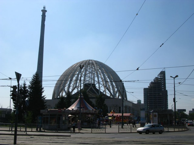 Апофеоз ебуржской архитектуры