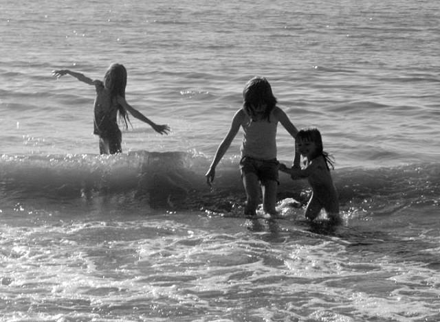морские дети :)