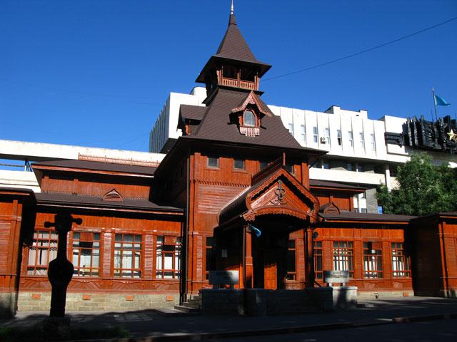 Музей народных музыкальных инструментов
