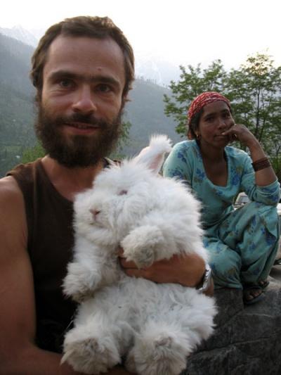 Игрушка-зверушка, Васишт, Гималаи, Индия