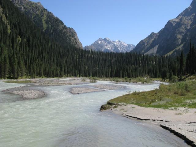 Долина реки Каракол