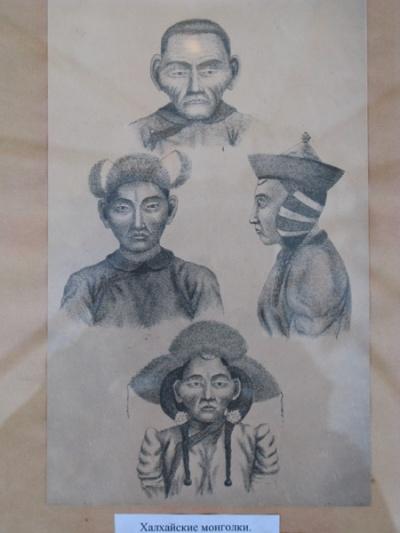 Монголки