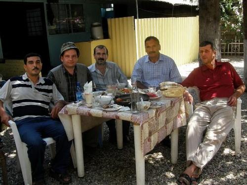 Frantishak в кафе «555»