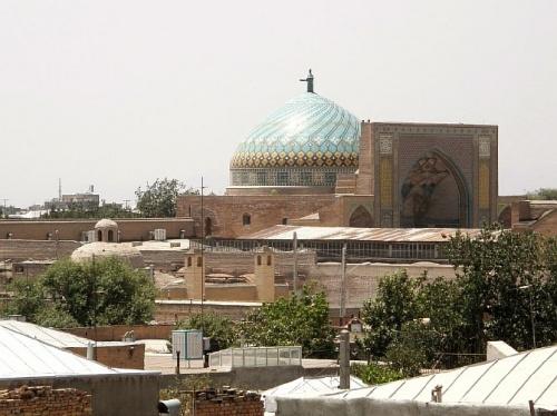 Купол старинной мечети
