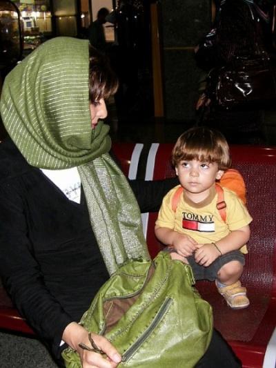 Tommy и его мама