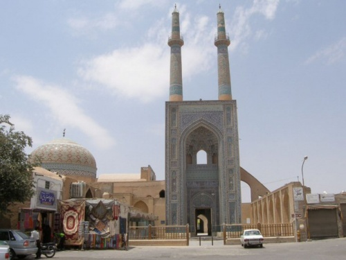 Мечеть Джамех