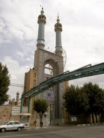 Мечеть Амир Чахмак