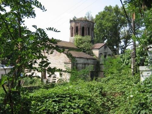 Древняя албанская церковь