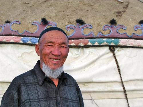 Старик-киргиз