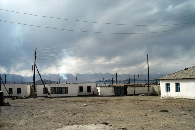 Поселок Каракуль