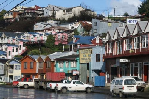 Городок Кастро