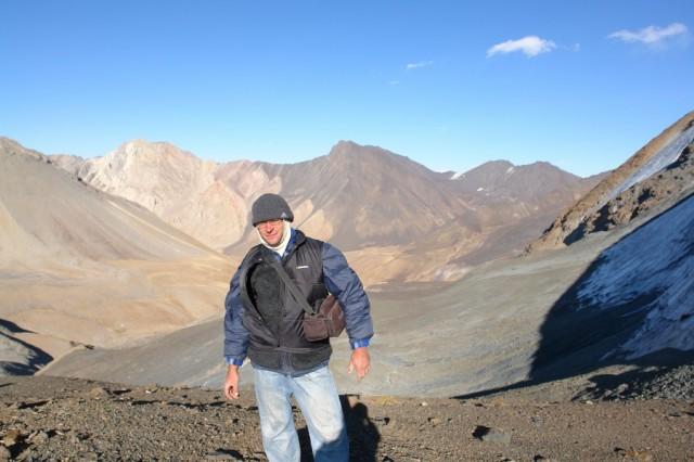 Перевал Кызылтор (Узбекистан)