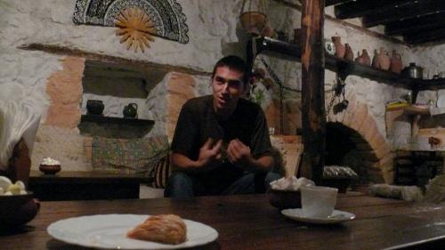 Сеитумер рассказывает о судьбе крымских татар