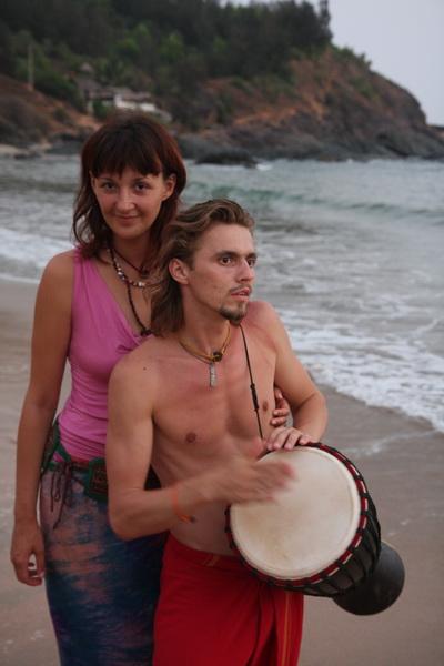 Саша и Юля