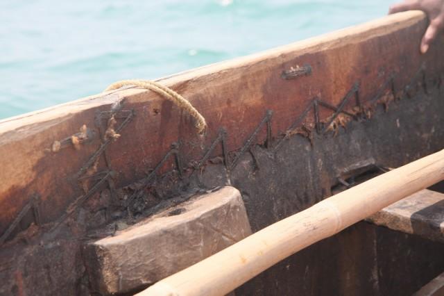 борт лодки