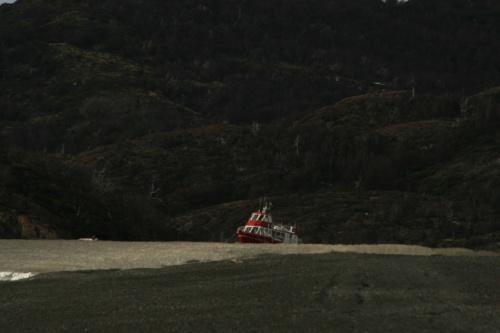 Чилийский вариант подводной лодки в степях Украины