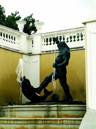 3 Kadriorg статуя