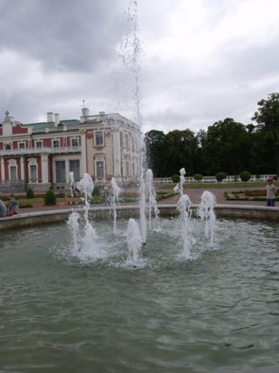 4 Kadriorg фонтан