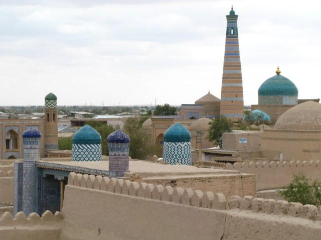 Хива. Узбекистан