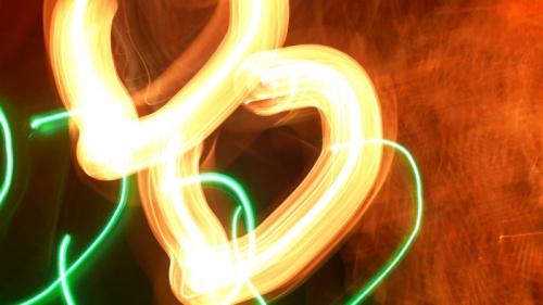 ...и два сердца стали гореть  светом Света и рассеяли тЬму тьМы.