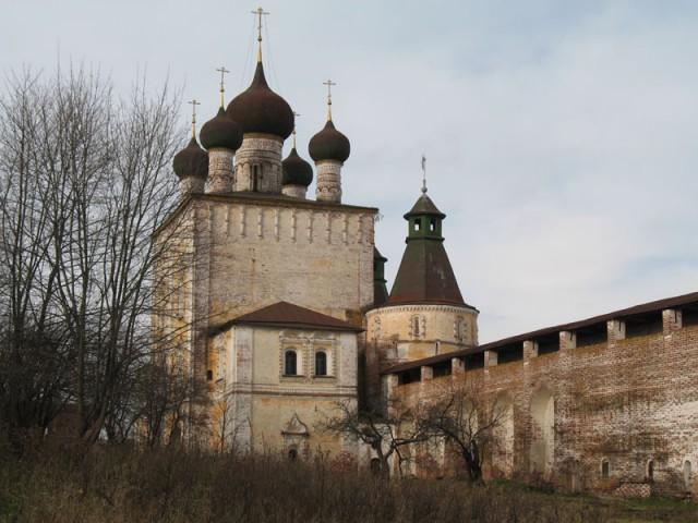 Борисоглебский монастырь. Борисоглеб