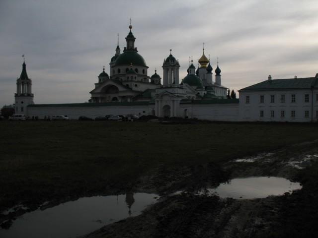 Спасо-Яковлевский монастырь в Ростове
