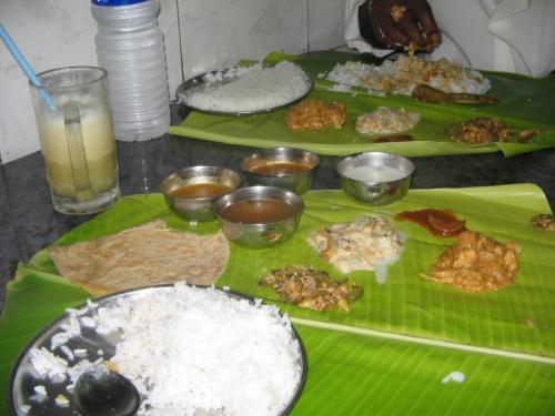 вкусняшки в Мадураи