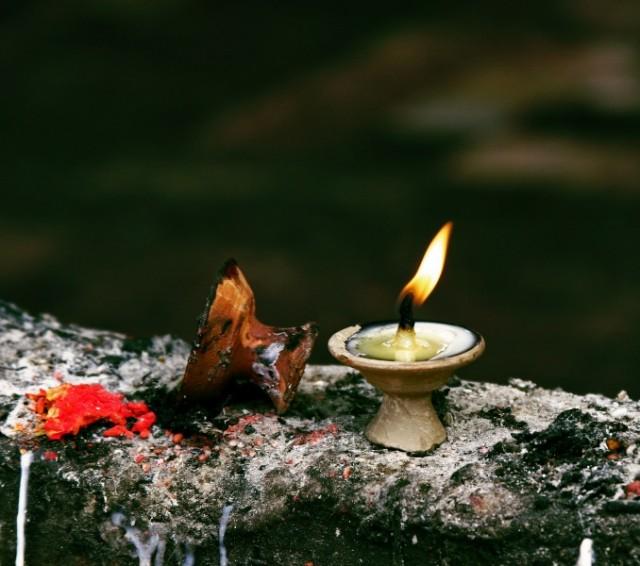 моя свеча и мое желание