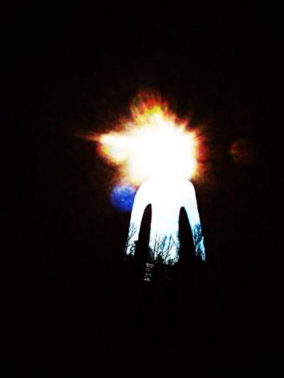 ...живут в своем собственном времени, короткой вспышке света, ограниченной огромной темнотой...