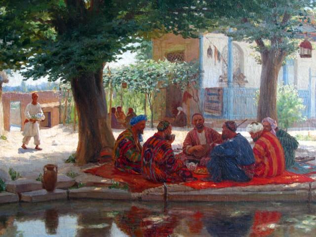Музей изобразительных искусств в Ташкенте