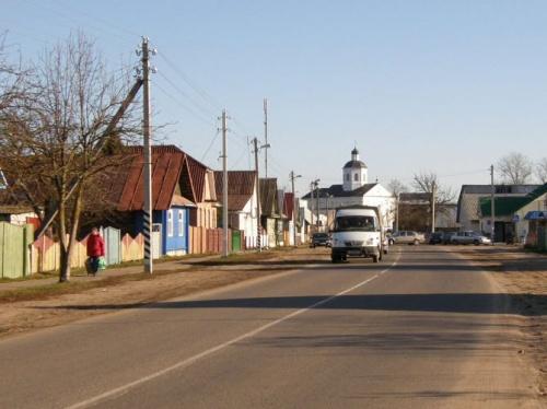 Центральная улица «северных Афин» или дорога им. Ра