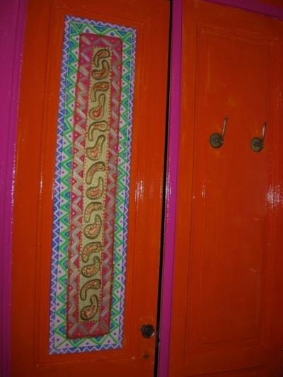 Дверь:)