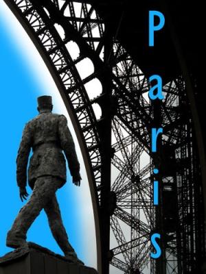Париж, прогулка Генерала